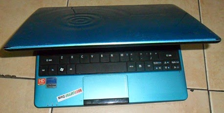 Acer Aspire One 722 Blue