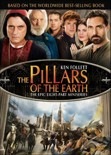 Miniseries adaptation of The Pillars of the Earth by Ken Follett