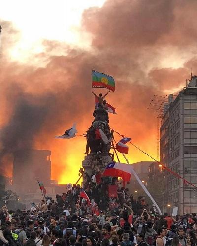 CHILI : MOBILISATION INÉDITE