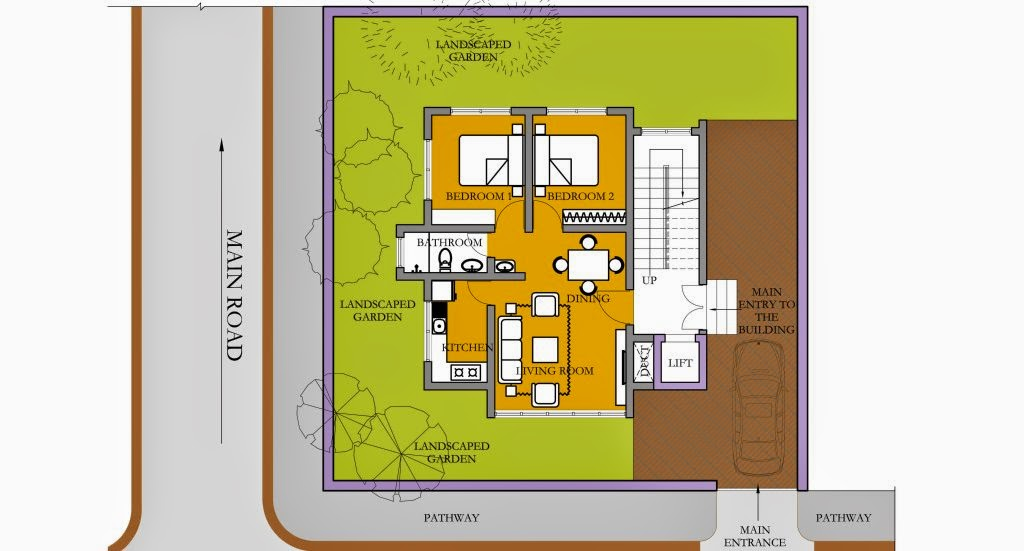 Home Plans In India 5 Most Popular Small House Floor