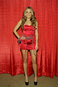 Amanda BynesThe Heart Truth's Red Dress Collection 2009 Fashion Show