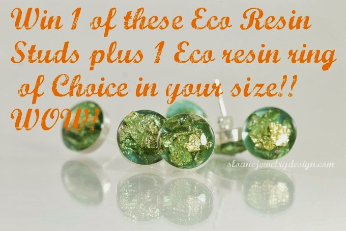 Eco Jewelry Giveaway US;04/22 {Sloane Jewelry Design}