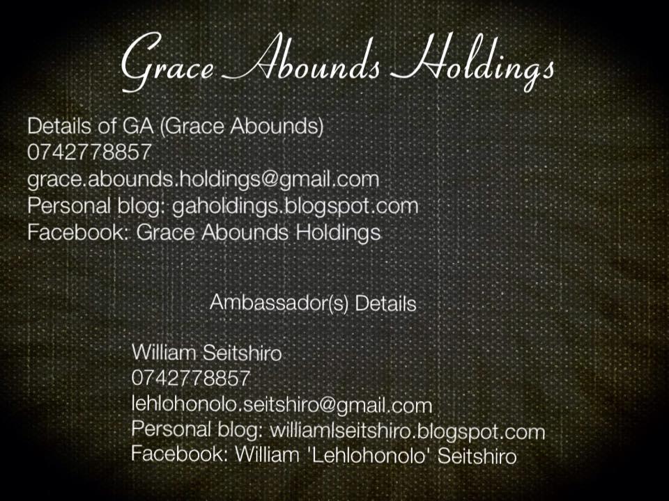 GA Contact Details