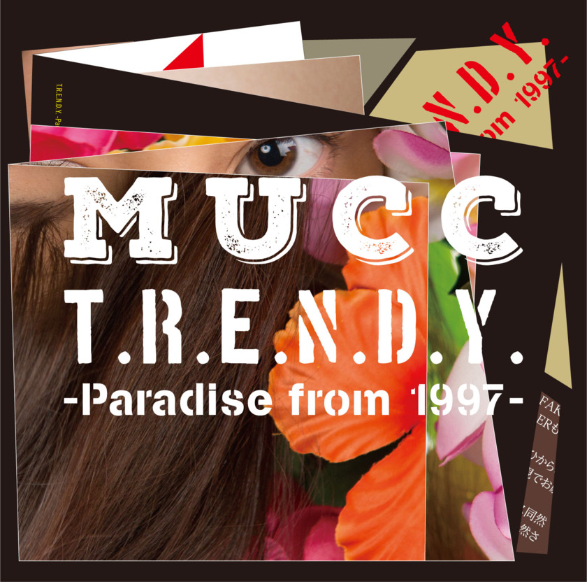 MUCC - T.R.E.N.D.Y. -Paradise from 1997- (2015)   Shi No Kakaku ...