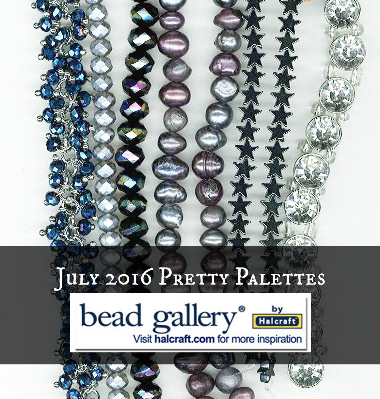 Pretty Palettes - July 2016