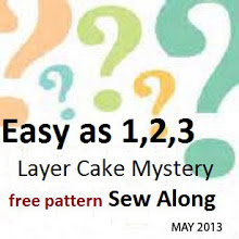 Easy as 1, 2, 3 Layer Cake Mystery