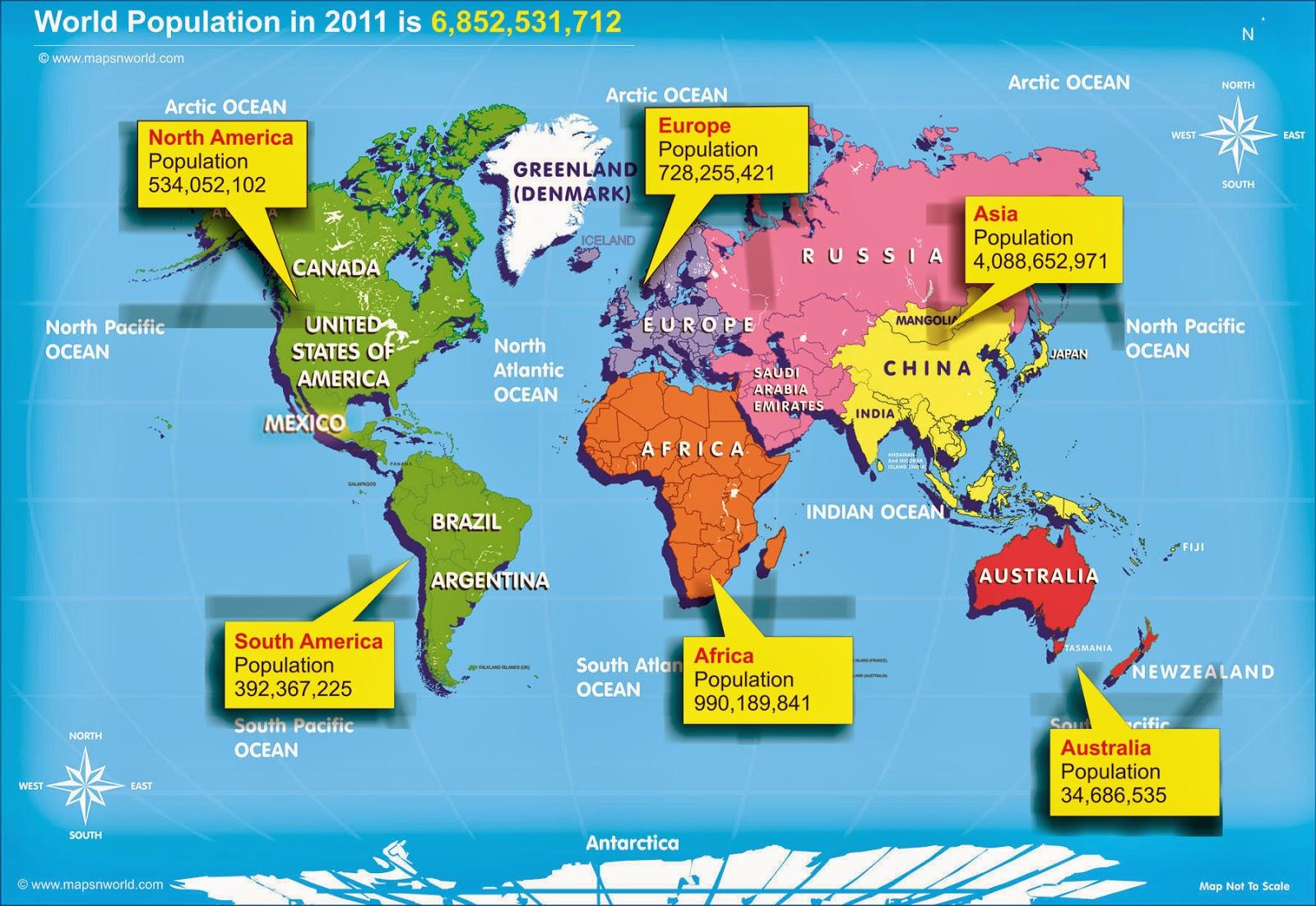 Il blog della santa caterina quanti sono i continenti for Senatori quanti sono