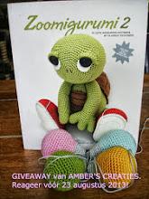 Zomer give away bij Amber's Creaties