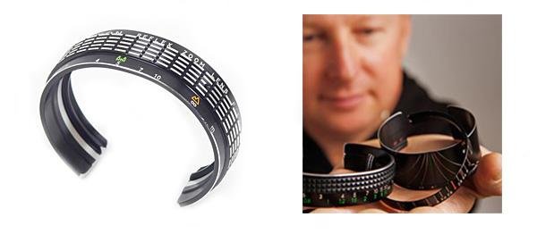 10 maneiras de reciclar lentes fotográficas pulseiras