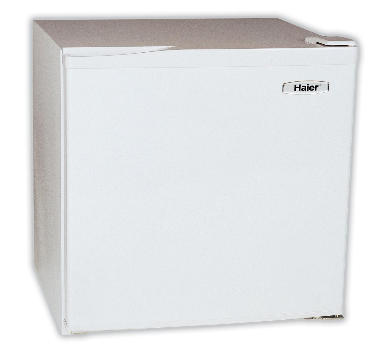 Review Haier Mini Fridge HUM013EA   Compact mini fridge