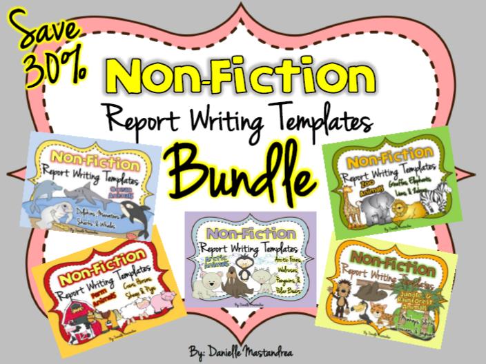 https://www.teacherspayteachers.com/Product/Animal-Reports-BUNDLE-PACK-Informational-Non-Fiction-Report-Writing-678739