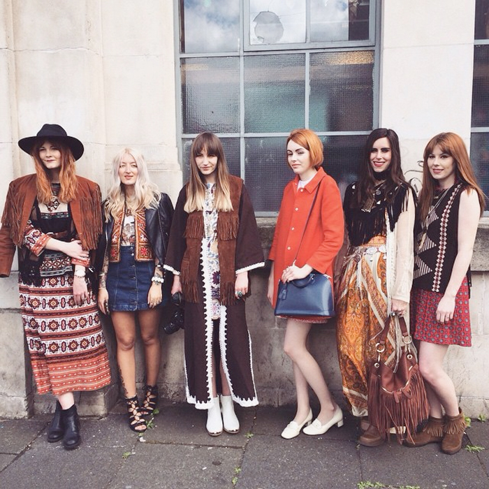 Beyond Retro Fashion Bloggers