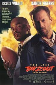 Filme O Último Boy Scout Dublado AVI DVDRip
