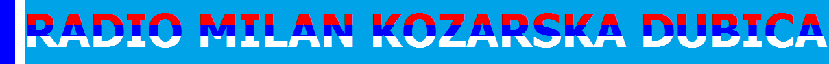 Radio Milan Kozarska Dubica