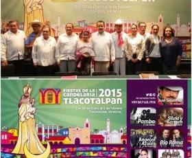 fiestas de la candelaria tlacotalpan 2015