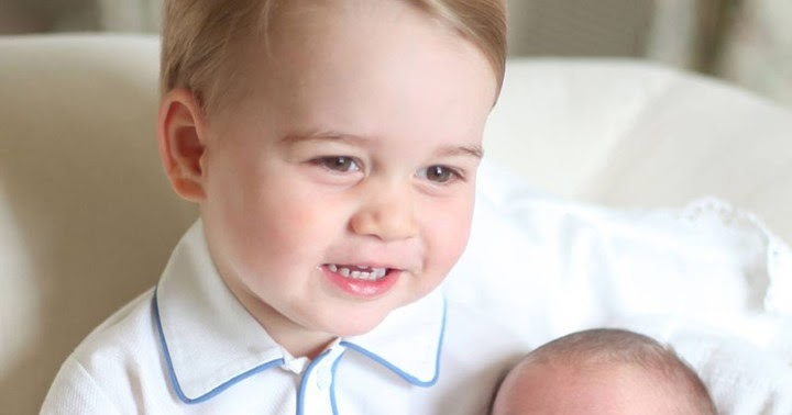 Duchess Kate The Cambridges Release Four Photos Of George