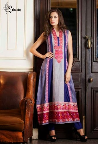 Libas Embroidered Lawn 2014