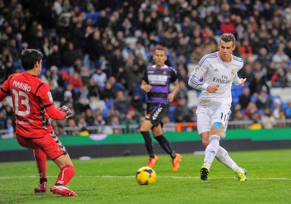 Real Valladolid vs Real Madrid La Liga Spain
