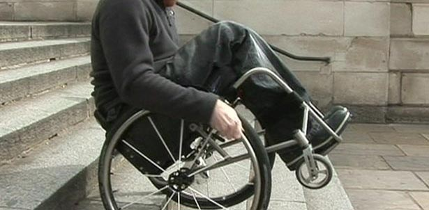 Police Stunned As Man In Wheelchair Single-handedly Robs A Bank, Makes Away With Cash