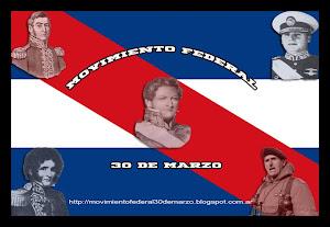 Movimiento Federal 30 de Marzo