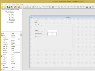 Longtion Application Builder