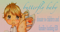 Krista&#39;s Butterfly Fund Charity drive