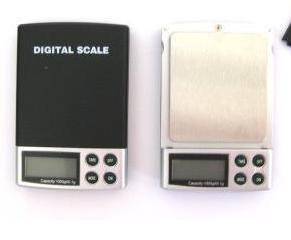DIGITAL POCKET SCALE 2KG