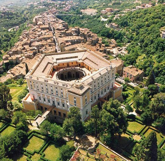 Pentagon der Familie Farnese