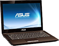 Asus K43U-VX016D for windows xp, 7, 8, 8.1 32/64Bit Drivers Download