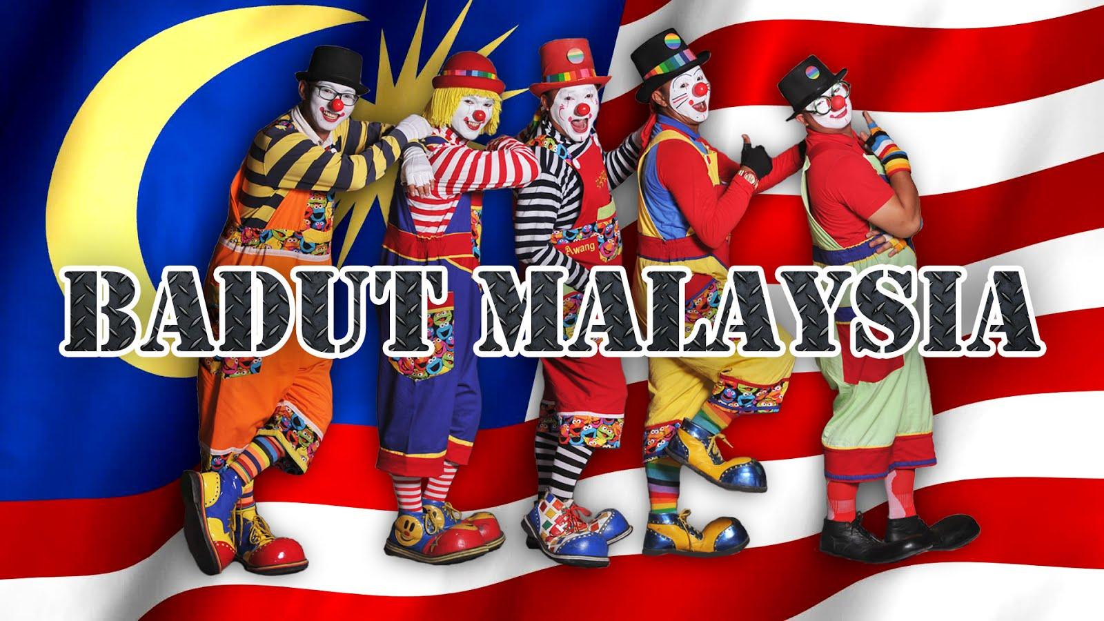 badut -badut, clown, malaysian clown, badut malaysia, badut nakal, badut yahoo, badut google.