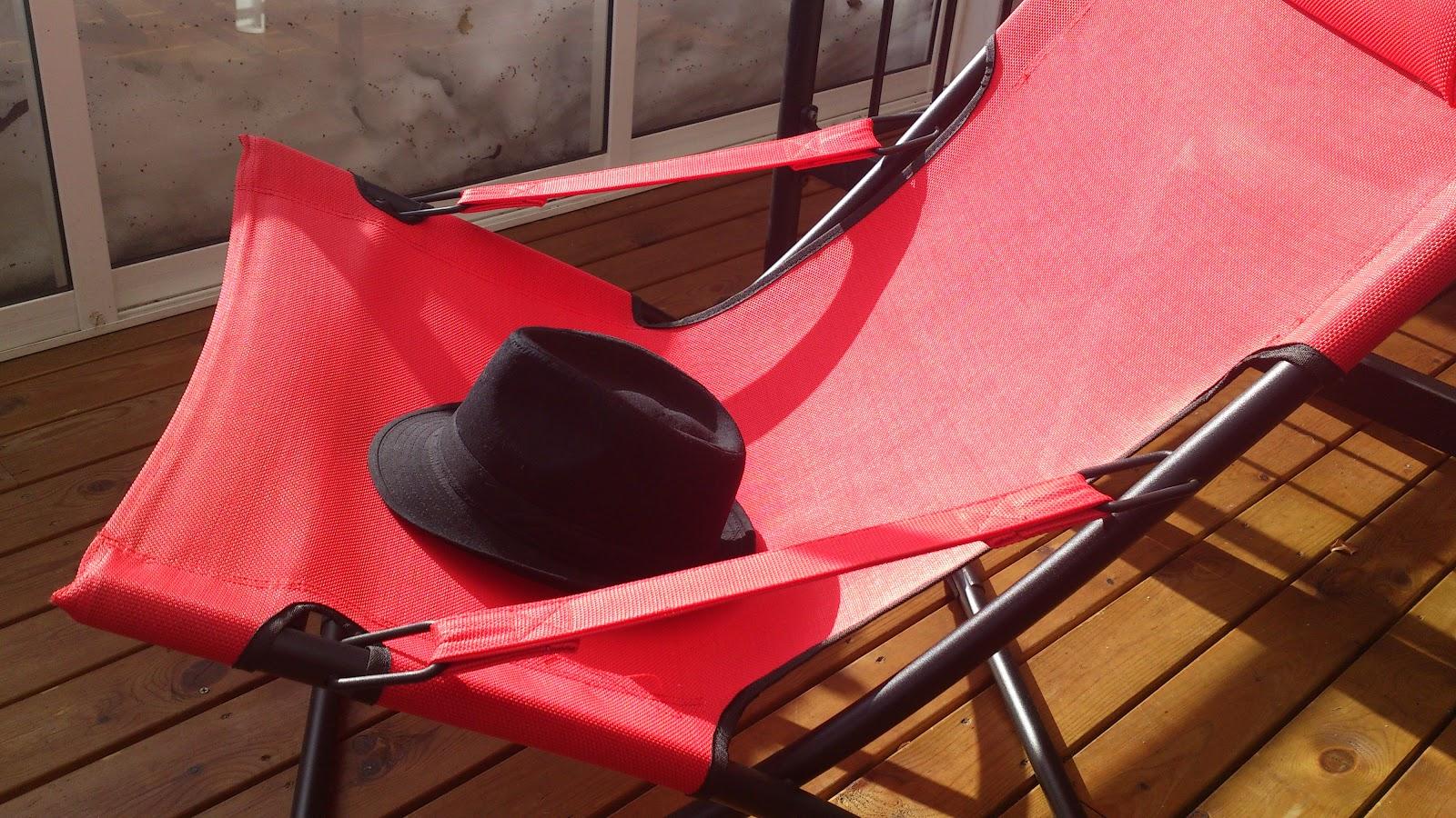 Relax verandah