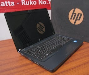 jual laptop 2nd hp compaq g42