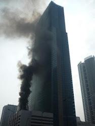 Hanoi Skyscraper Fire
