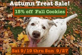 Ma Snax Fall Treat Sale