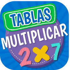 TABLAS DE MULTILICAR