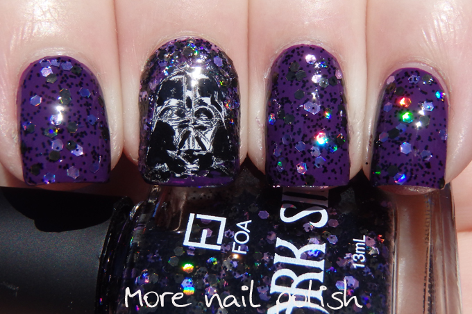 Face of Australia - Dark Side collection swatches and review - Part ...