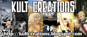 LINK to KULT CREATIONS print comics editions store!