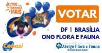 Vote no AFF - 33 anos Cobasi