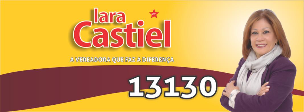 Vereadora Iara Castiel