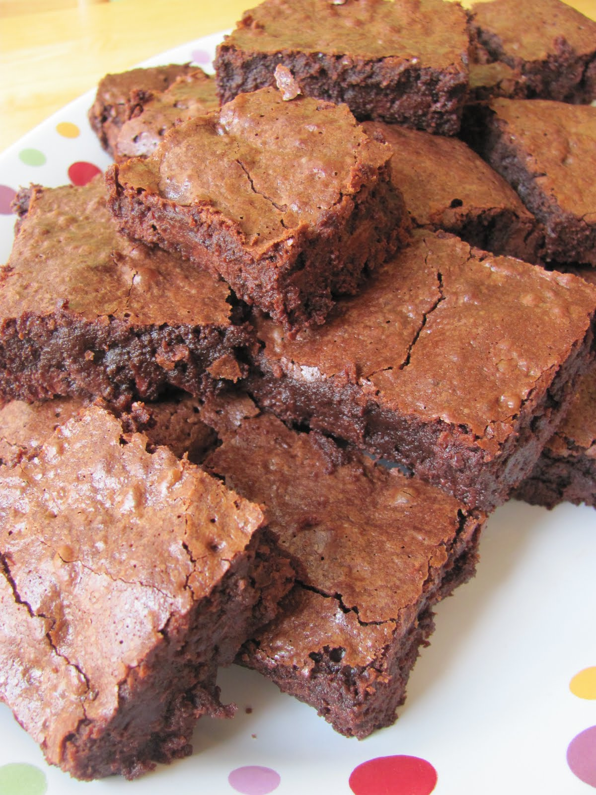 Real Kitchen. Real Life.: Rich Homemade Brownies
