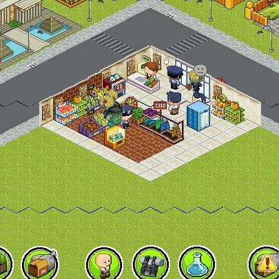 Zombie Mart, crie sua loja para zumbis.