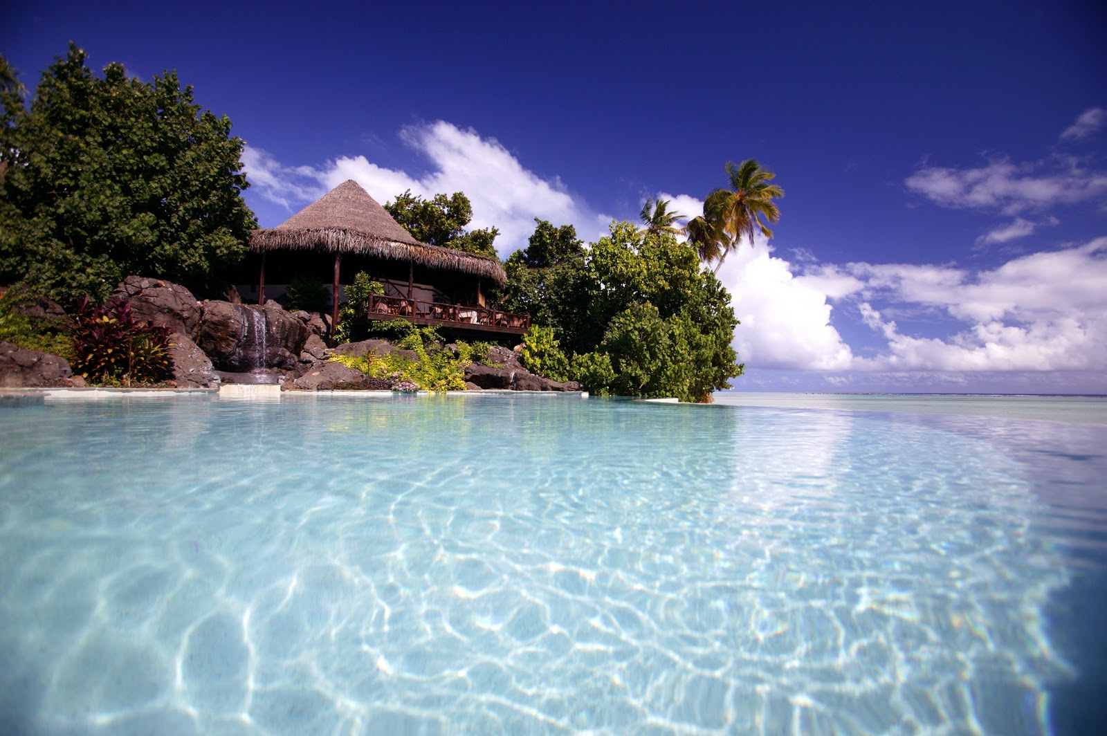 Pacific Islands Reservations
