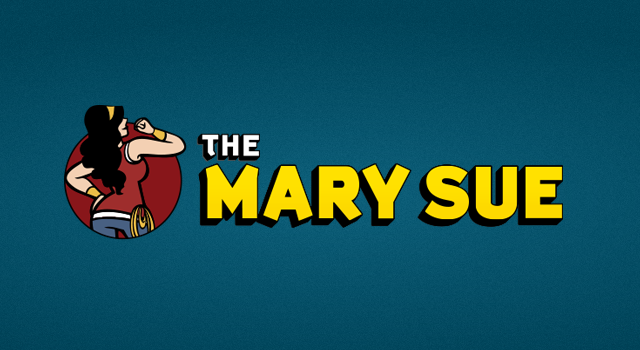 The Mary Sue Website Logo