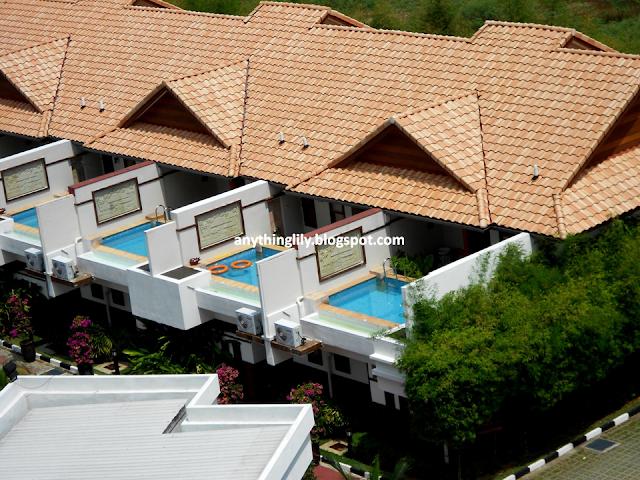 Anythinglily grand lexis port dickson for Garden pool villa grand lexis pd