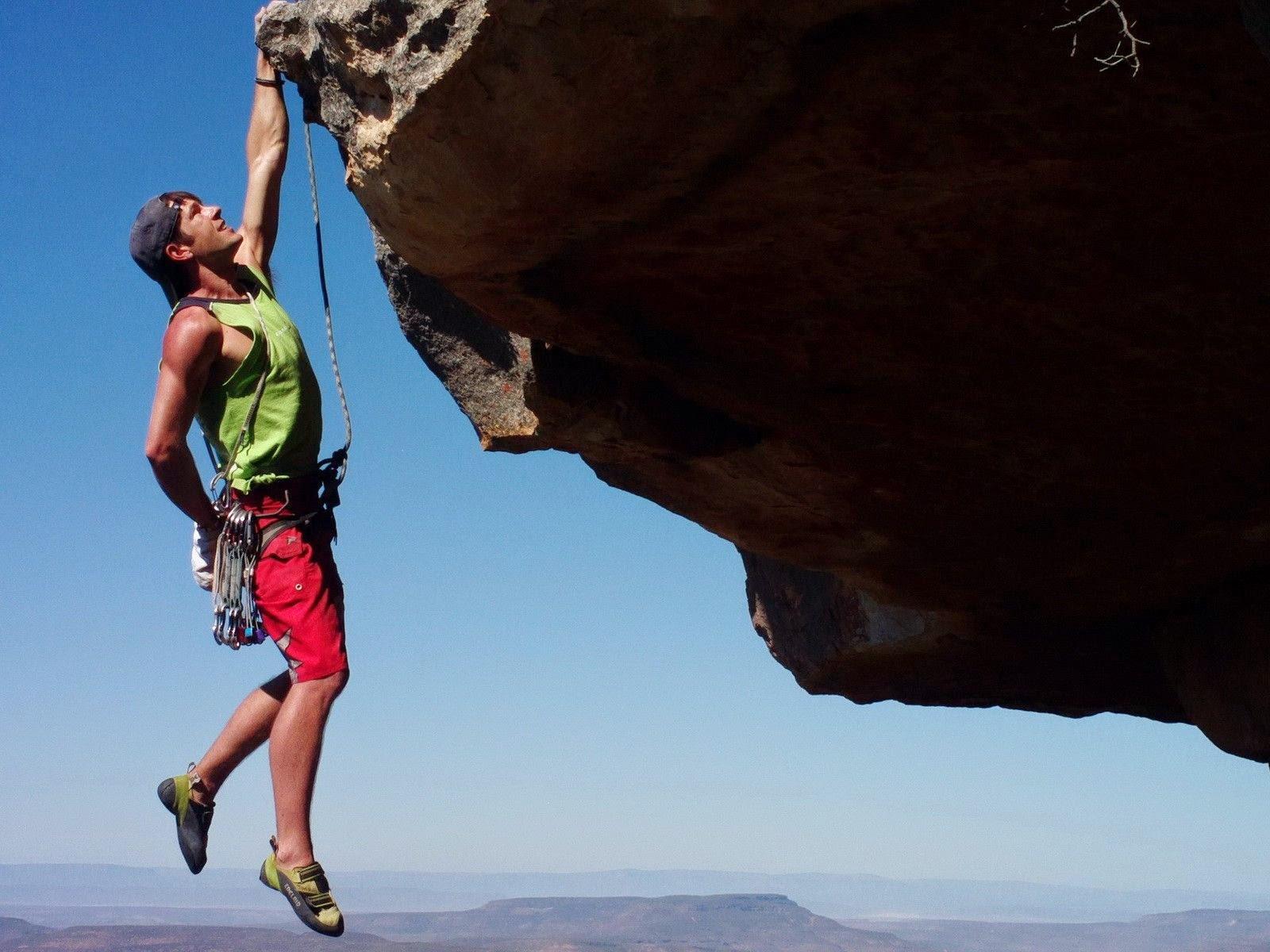 Climbing Style