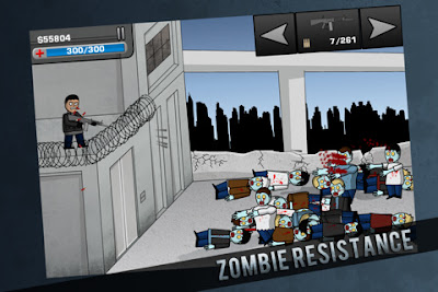 Zombie Resistance By On The Go Ventures