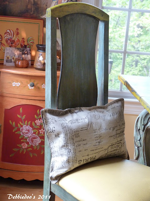 no sew place mat pillow