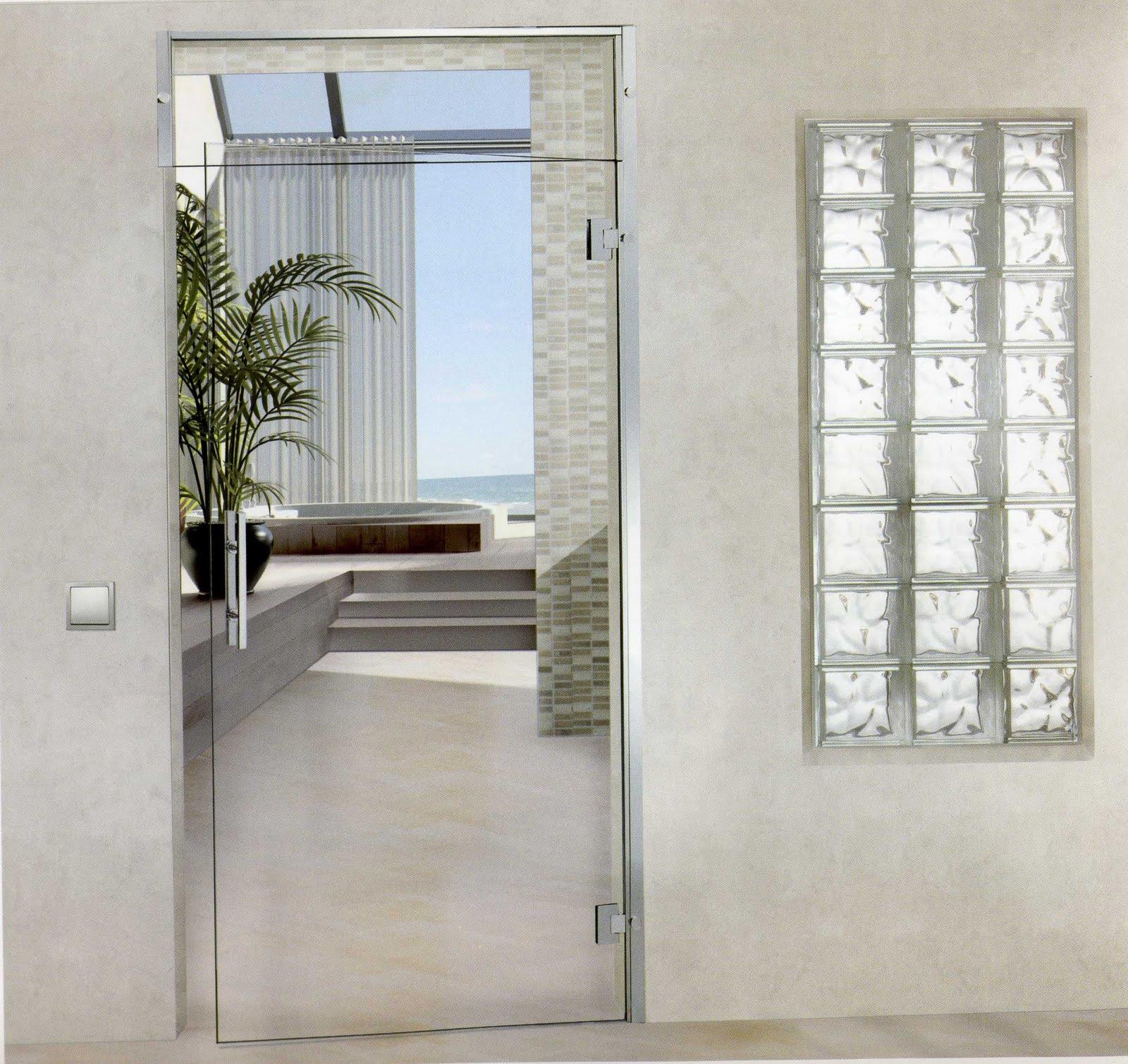 Aluminio y pvc en aranjuez y alrededores alumifrank - Puertas de interior con cristales ...