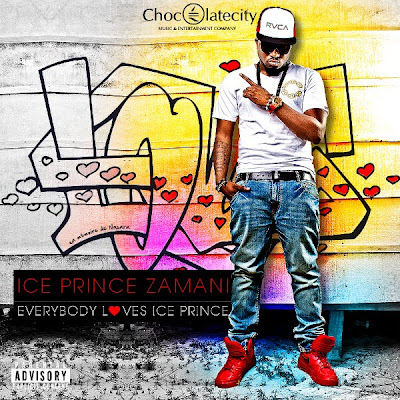 everybody loves ice prince eli official album cover