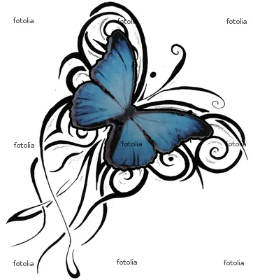 Buterfly Tatto on Butterfly Tattoos Designs Part 12